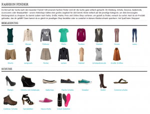 fashionfinder