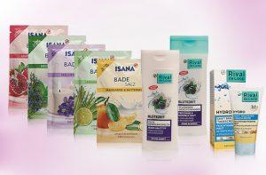 Produktneuheiten von Rival de Loop & ISANA