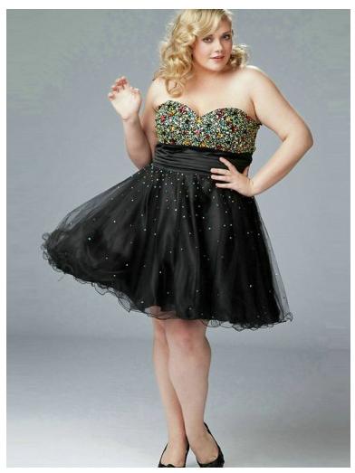 Wundervolle Kleider auch für Plus-Size Girls • Passion Beauty