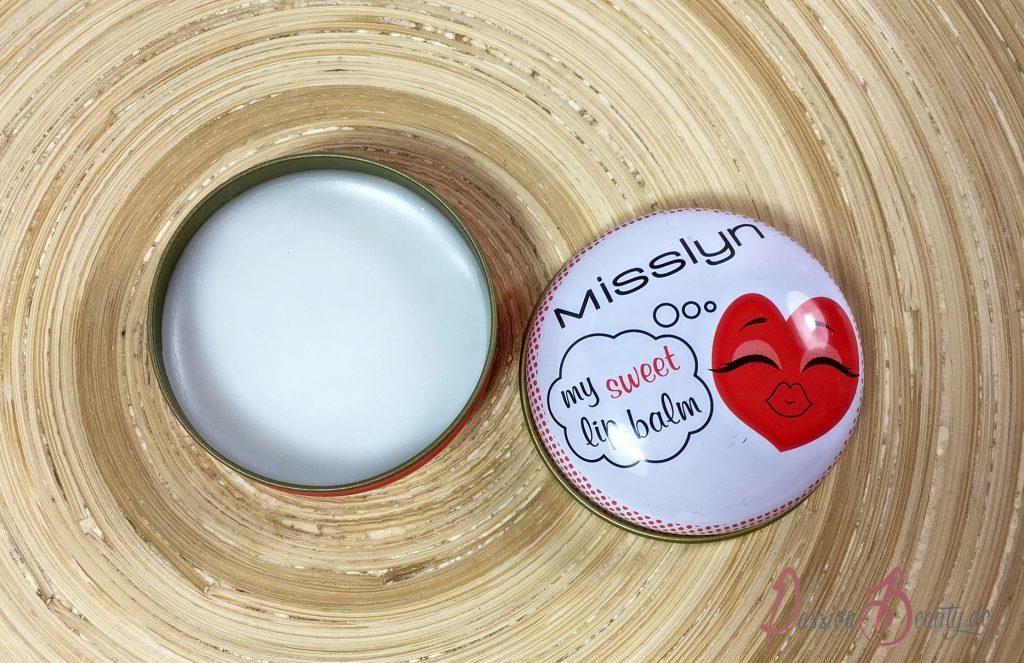 Misslyn - my sweet lip balm